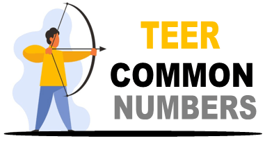 Teer Common Number